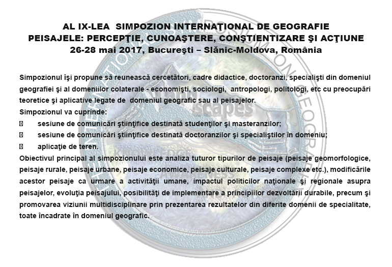 THE 8-TH INTERNATIONAL-SYMPOSIUM-ON-GEOGRAPHY